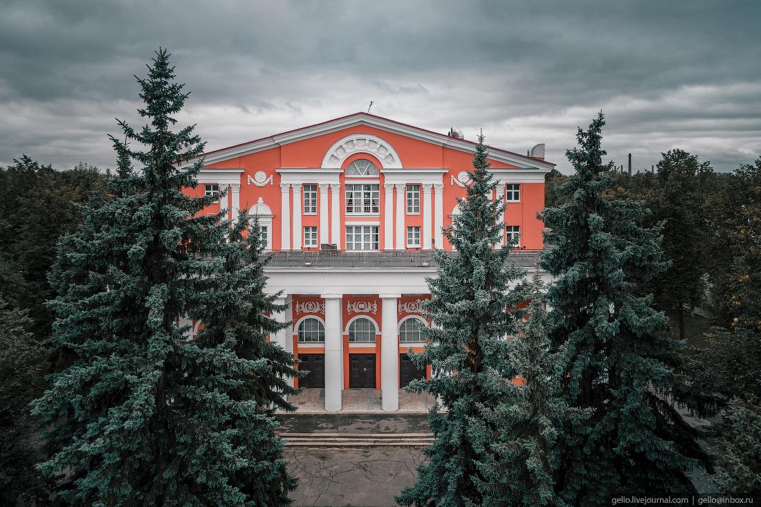 подмосковье московская область ДК имени Карла Маркса в Электростали