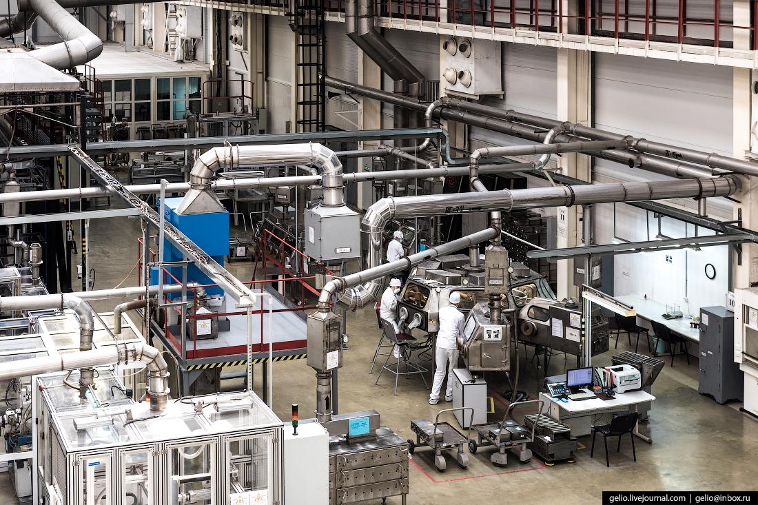 НЗХК: как производят ядерное топливо в Новосибирске