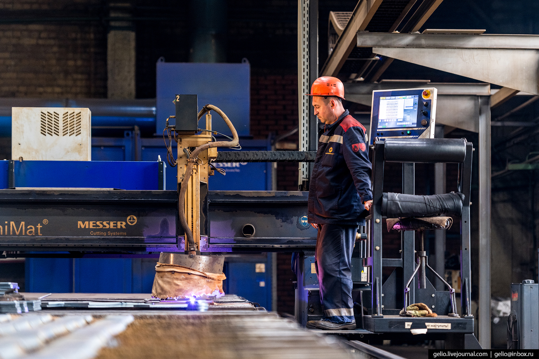 Новочеркасский электровозостроительный завод: производство локомотивов в Ростовской области (42 фото)