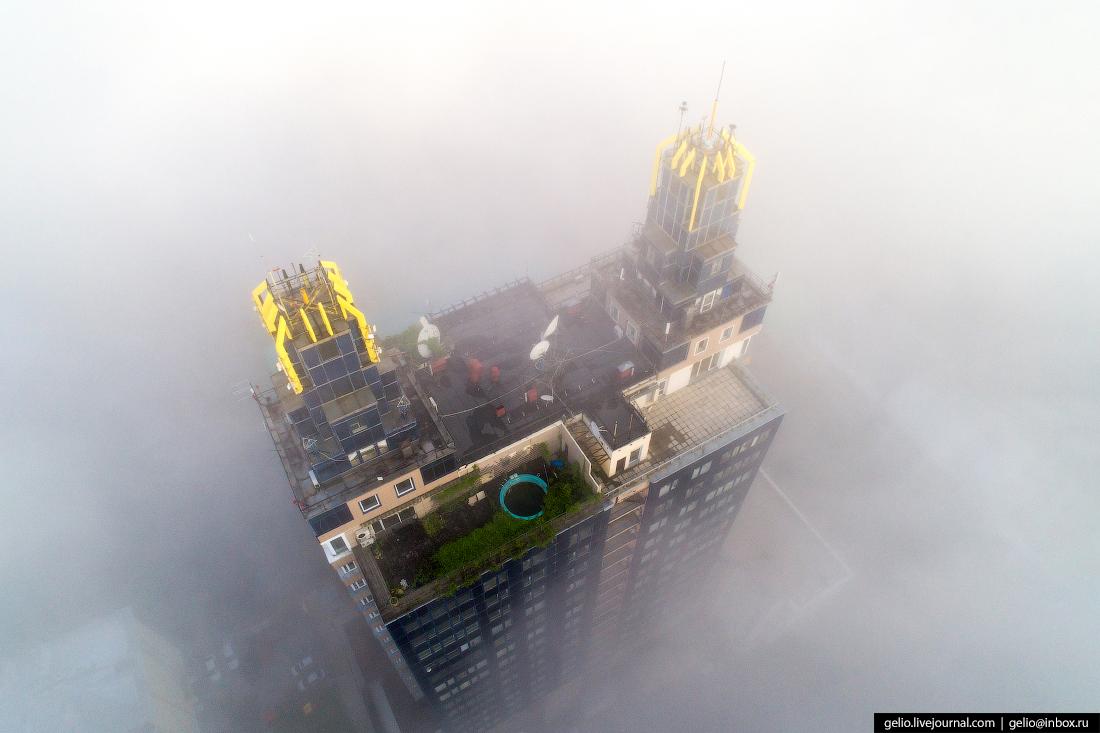 Новосибирск с высоты, Бэтмен