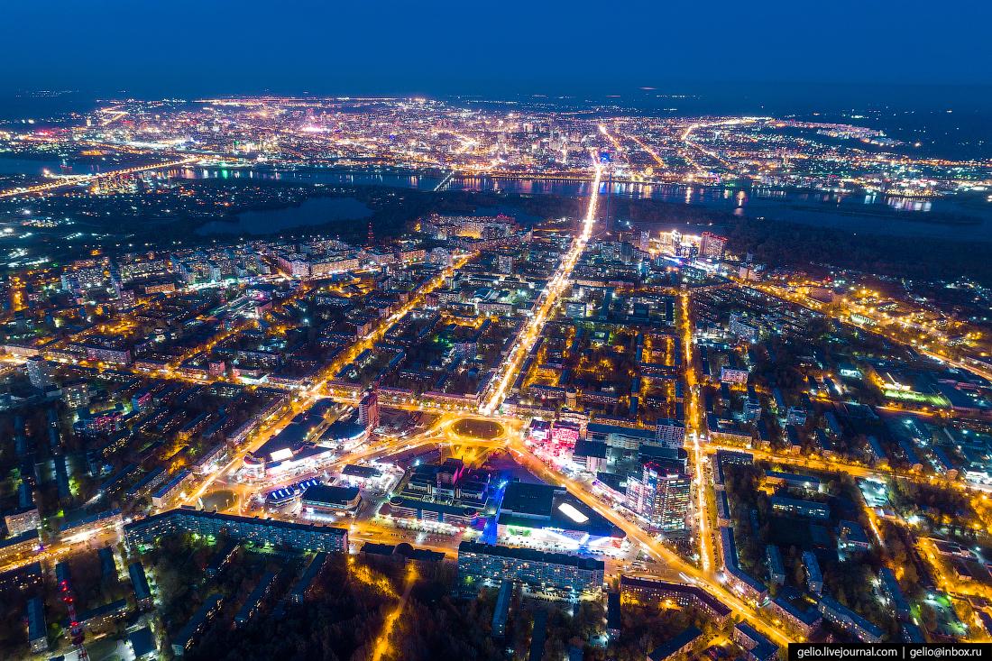 Площадь Маркса Фотографии Новосибирск с высоты