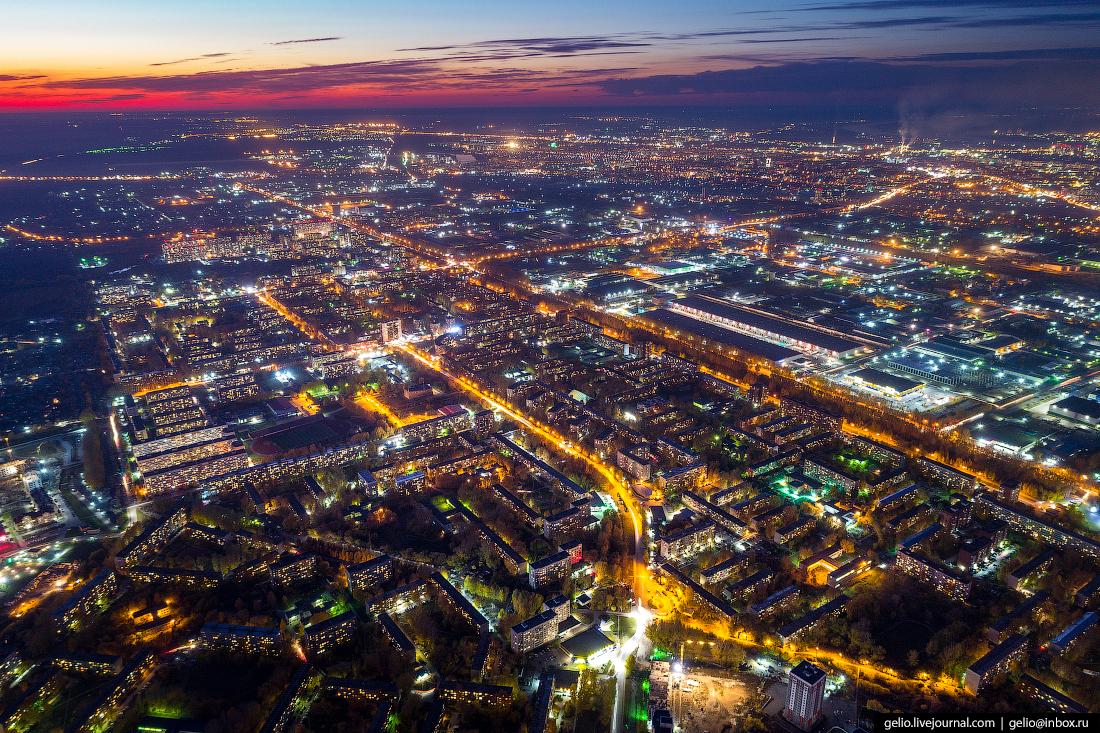 Затулинский жилмассив Фотографии Новосибирск с высоты
