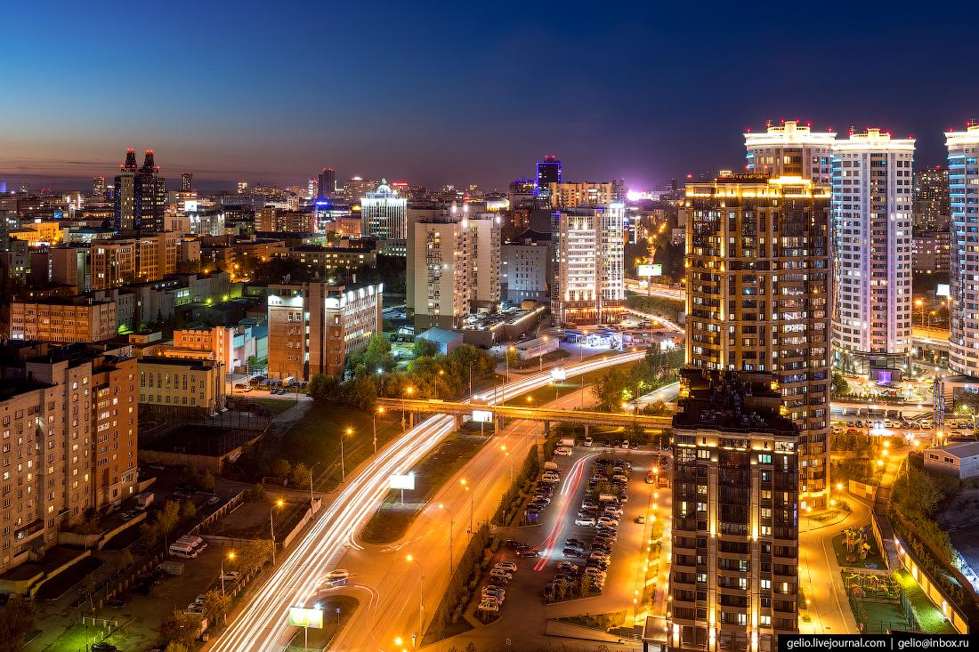 Ипподромская магистраль Фотографии Новосибирск с высоты