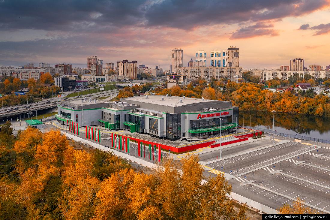 Новосибирск Локомотив-Арена