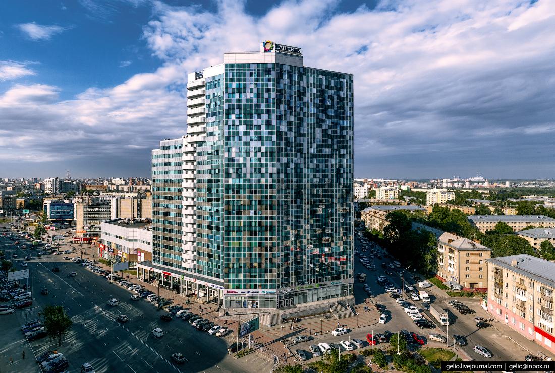 Новосибирск Сан-Сити маркса