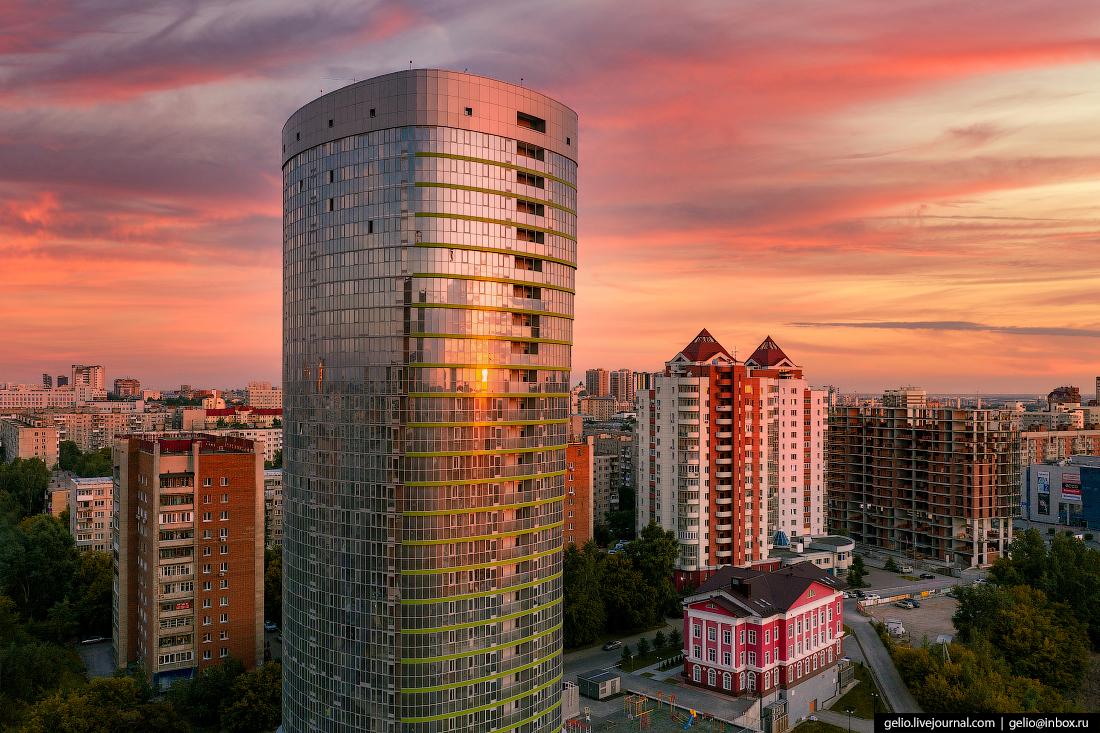 Новосибирск Жилой дом Leo