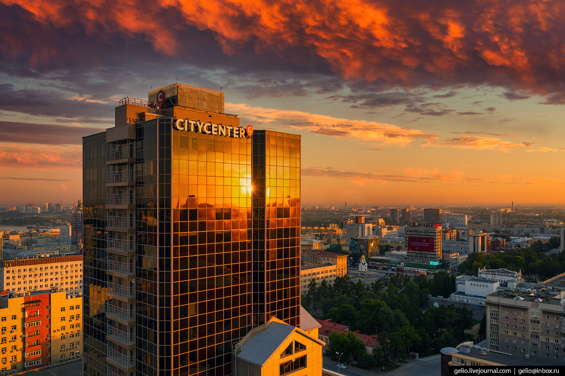 Новосибирск Сити Центр