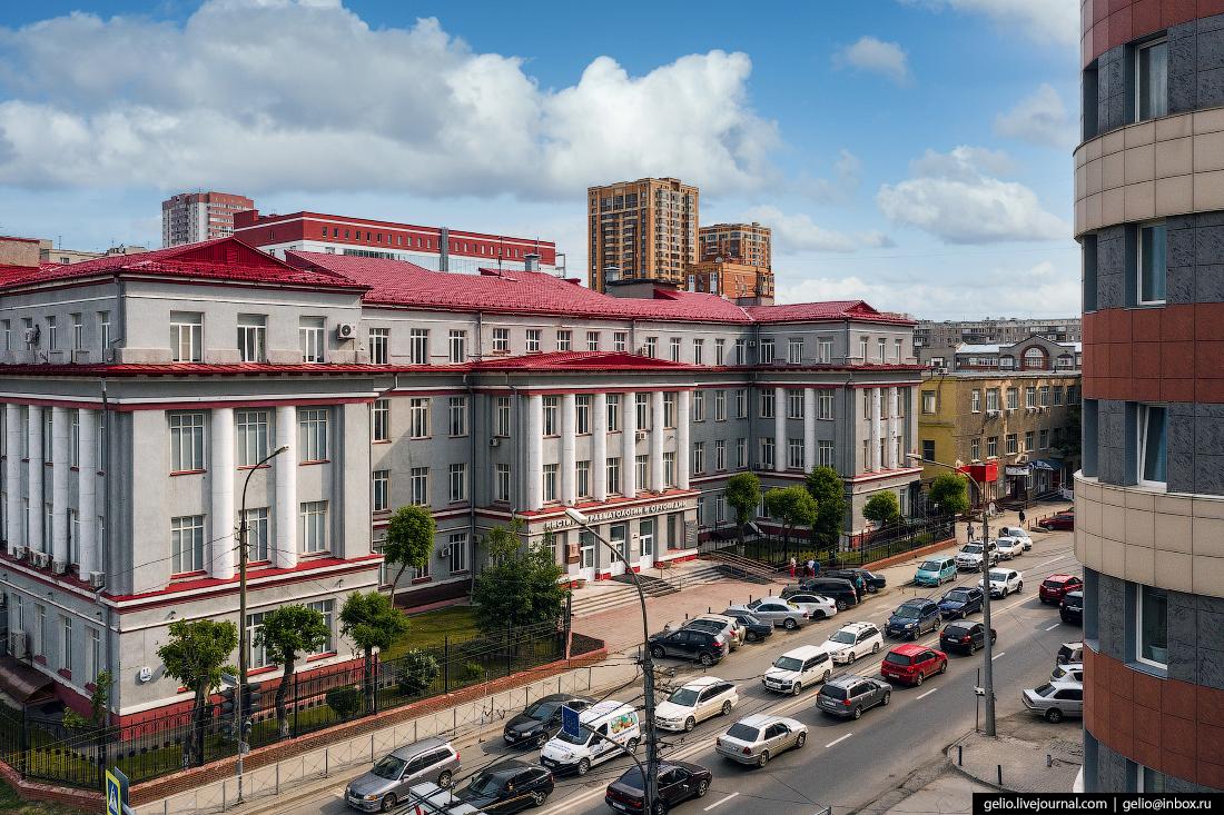 Новосибирск НИИТО
