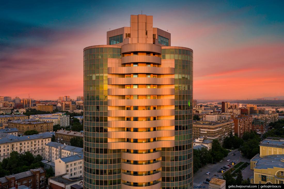 Новосибирск Бизнес-центр Кобра
