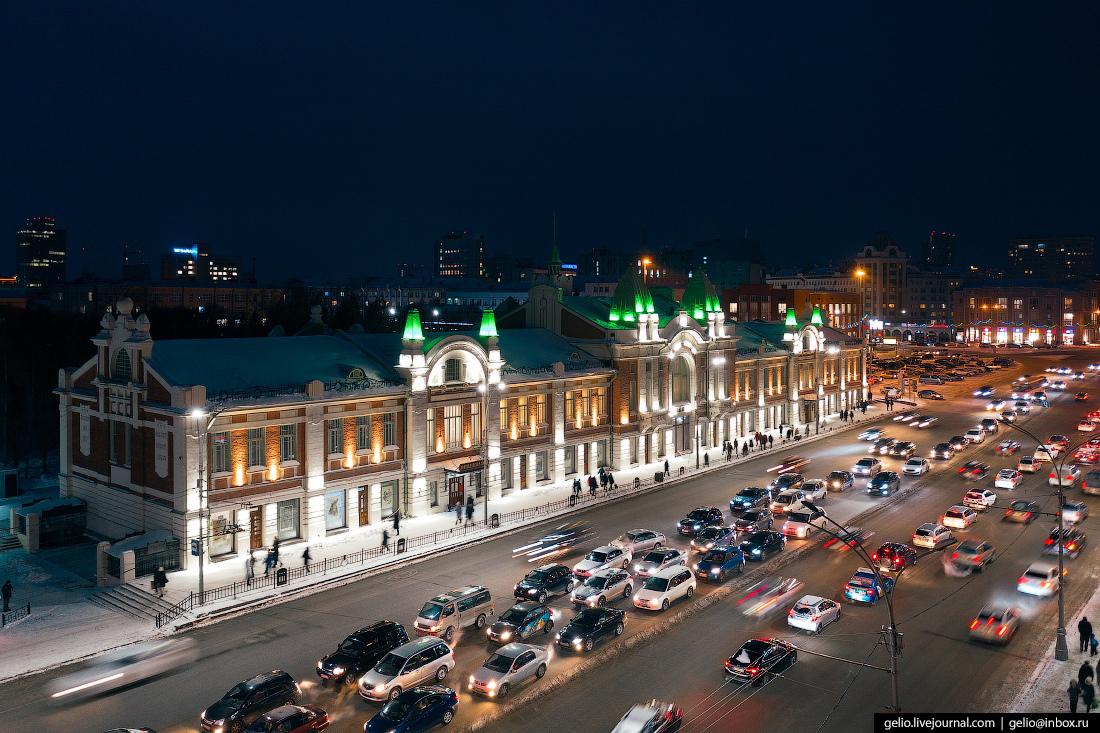 Новосибирск, Краеведеческий музей