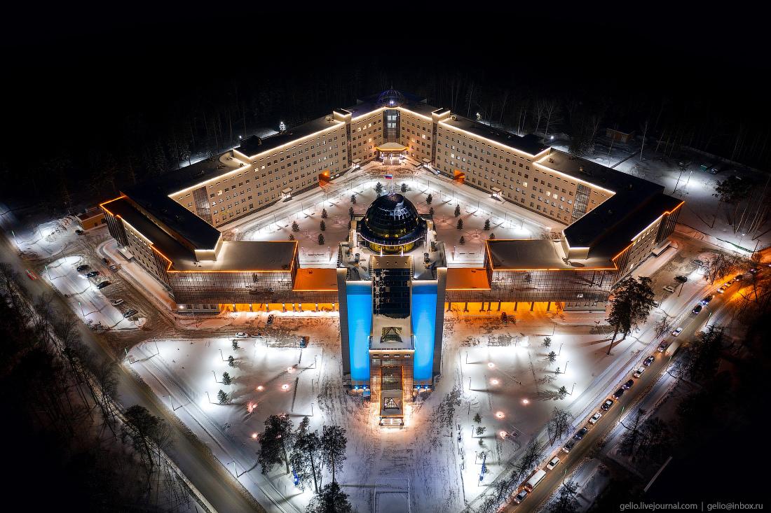 Новосибирск, НГУ, Академ