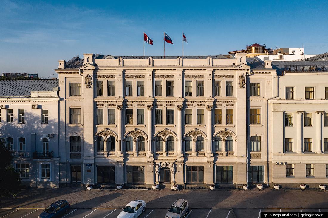Администрация города Омска