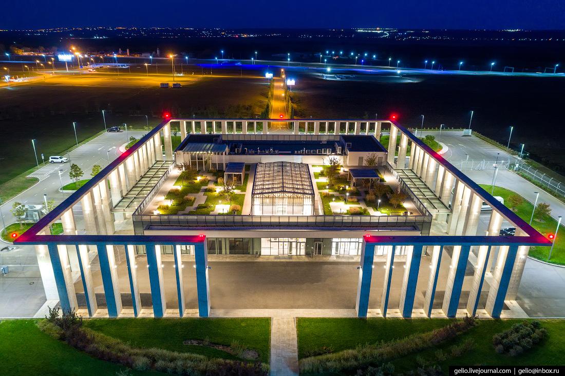 VIP-терминал аэропорт платов Ростова-на-Дону