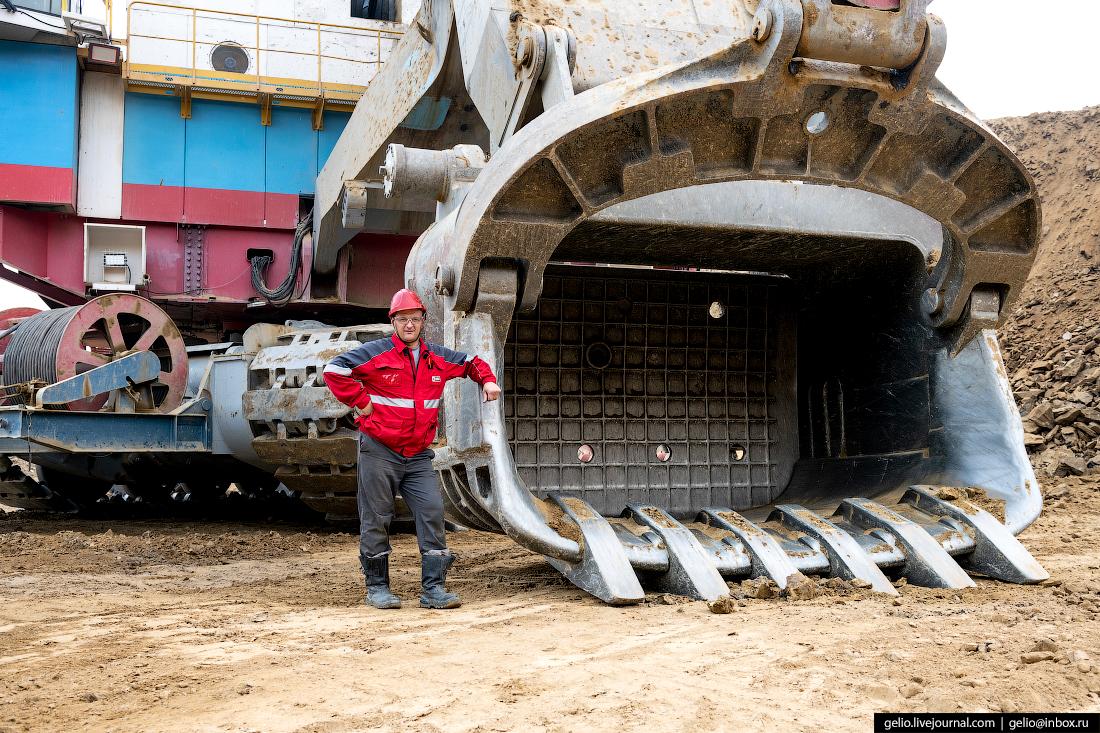 полюс добыча золота экскаватор WK-35