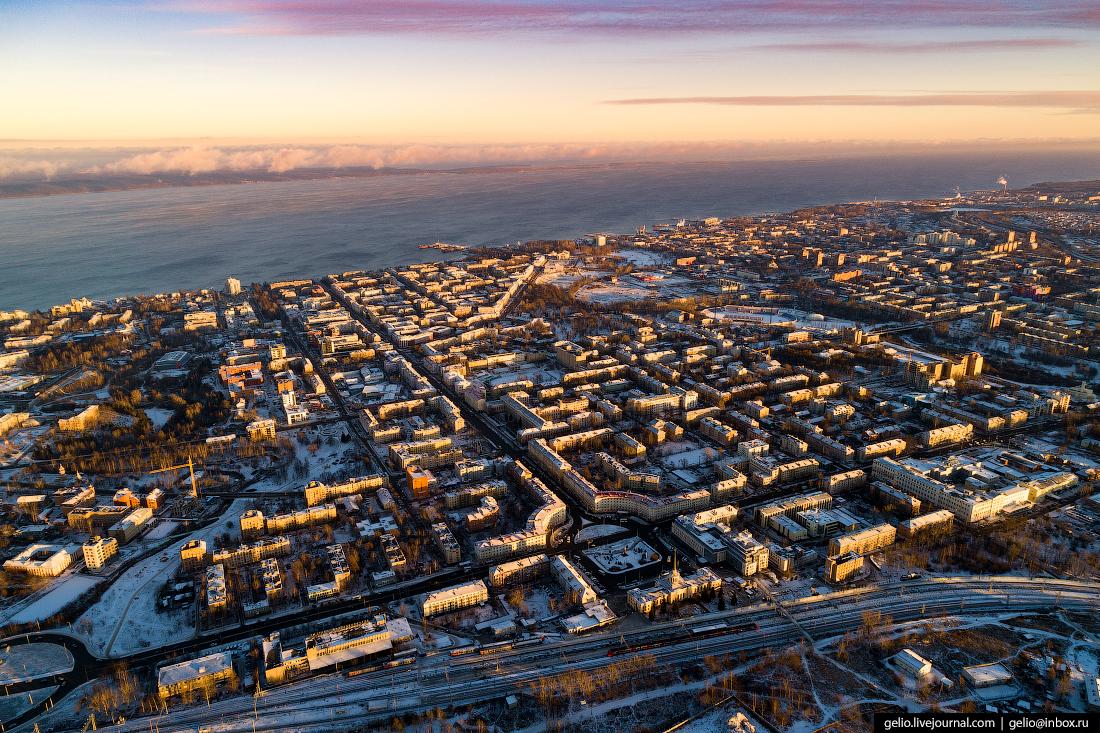 Петрозаводск и Сортавала: столица Карелии и город среди озёр