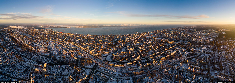 Петрозаводск с высоты