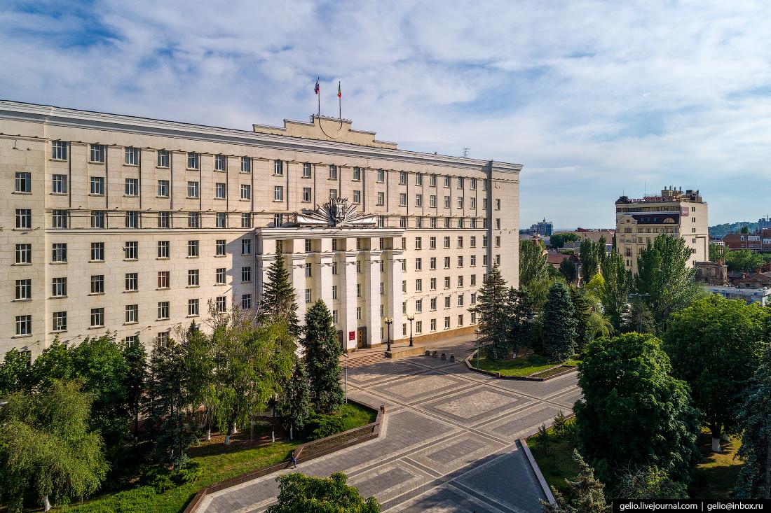 Ростов-на-Дону Правительство Ростовской области