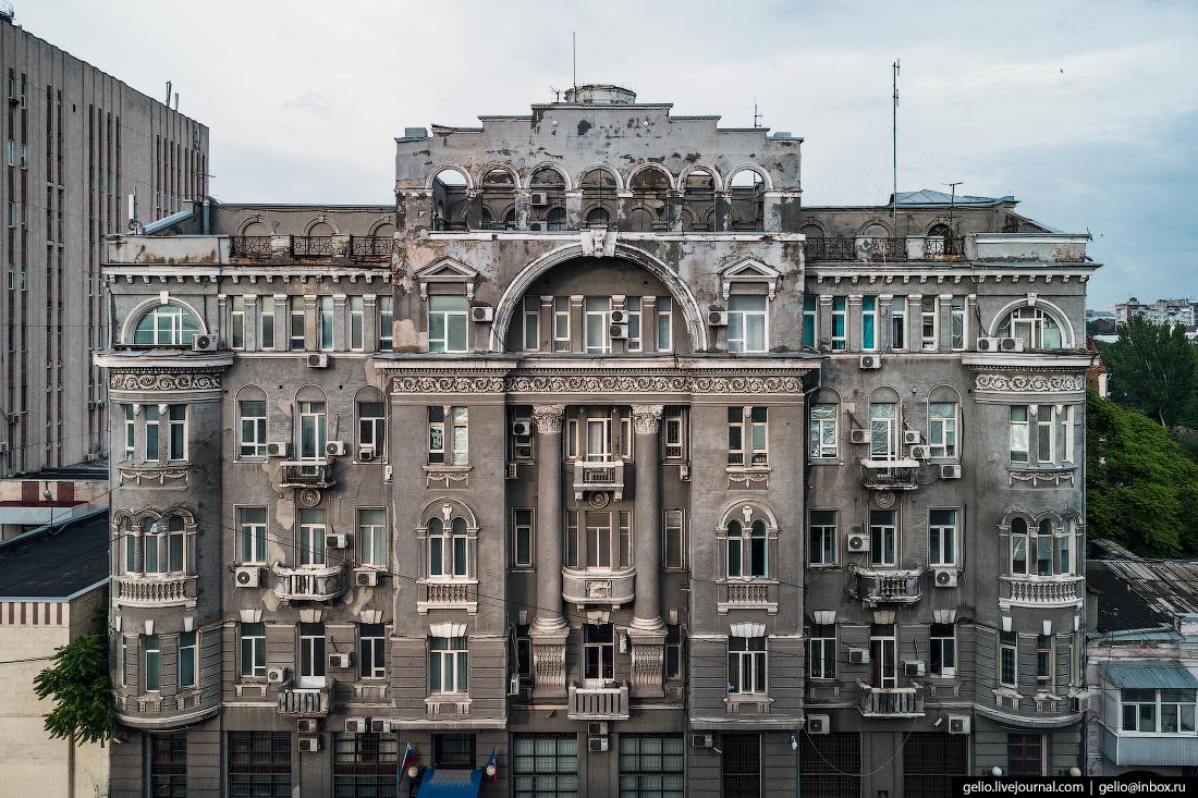 Ростов-на-Дону Доходный дом на Будённовском проспекте