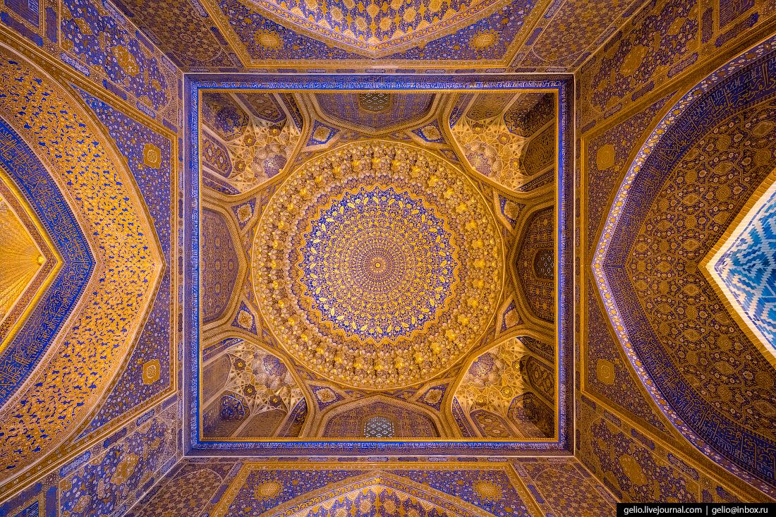 Фото Самарканд Мечеть