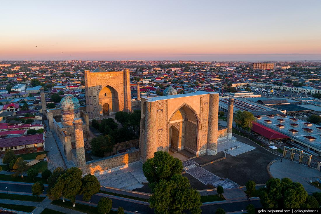 Фото Самарканд Соборная мечеть Биби-Ханум