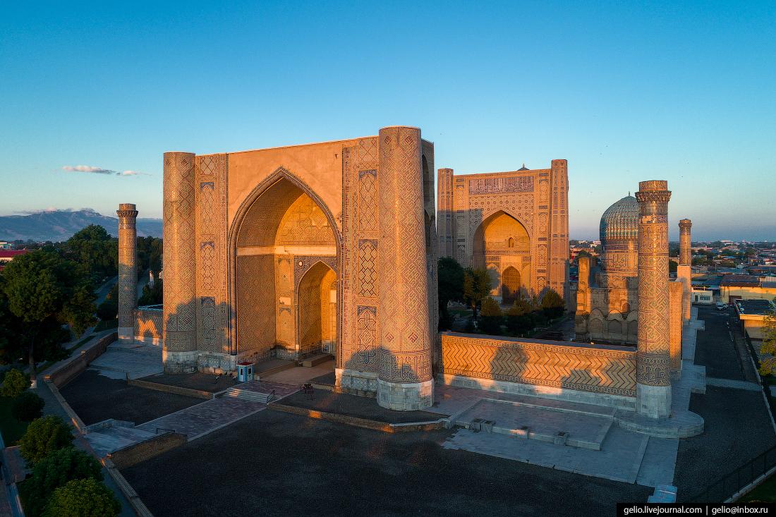 Фото Самарканд Биби Ханум мечеть