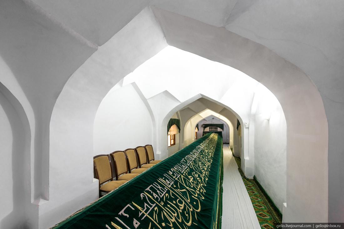 Фото Самарканд Гроб пророка в мавзолее Ходжа-Данияра