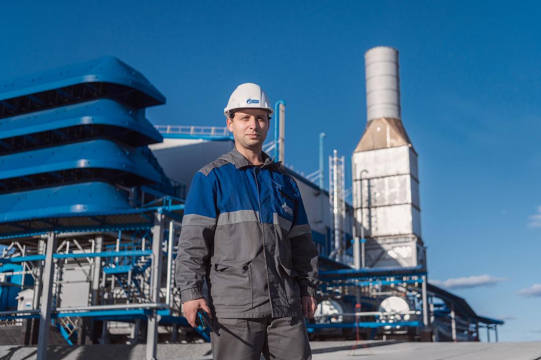сила сибири газопровод газпром