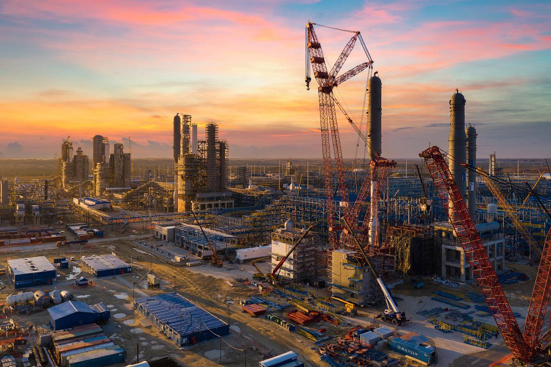 сила сибири газопровод газпром строительтство Амурский ГПЗ