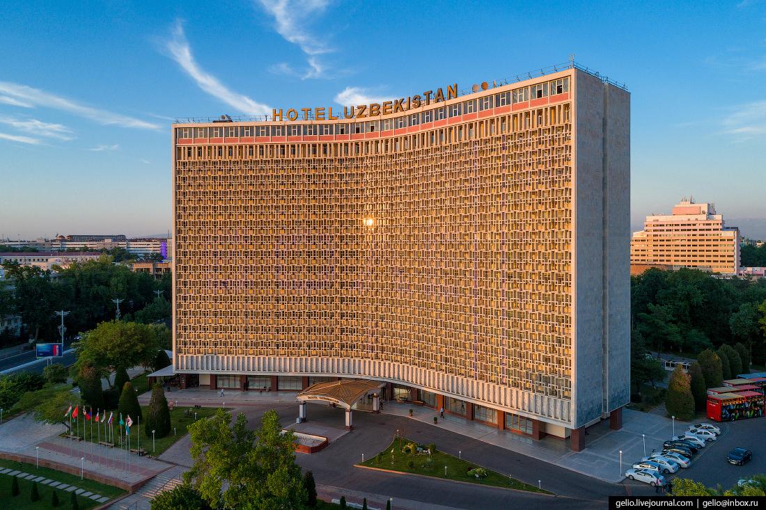 Ташкент с высоты: самый большой город в Средней Азии