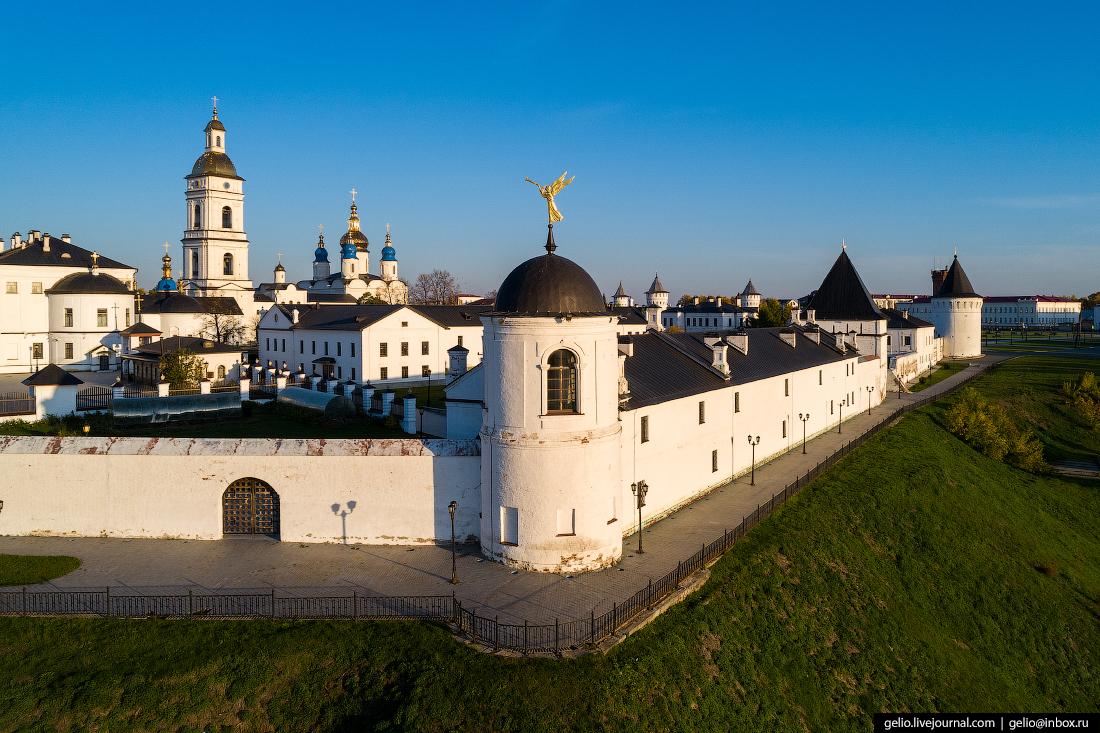 Фото Тобольск, юго-восточная башня