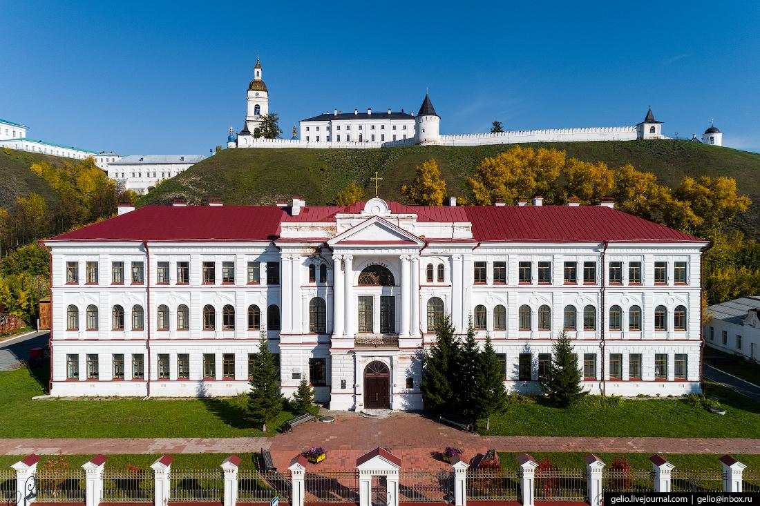 Фото Тобольск, Тобольский педагогический институт
