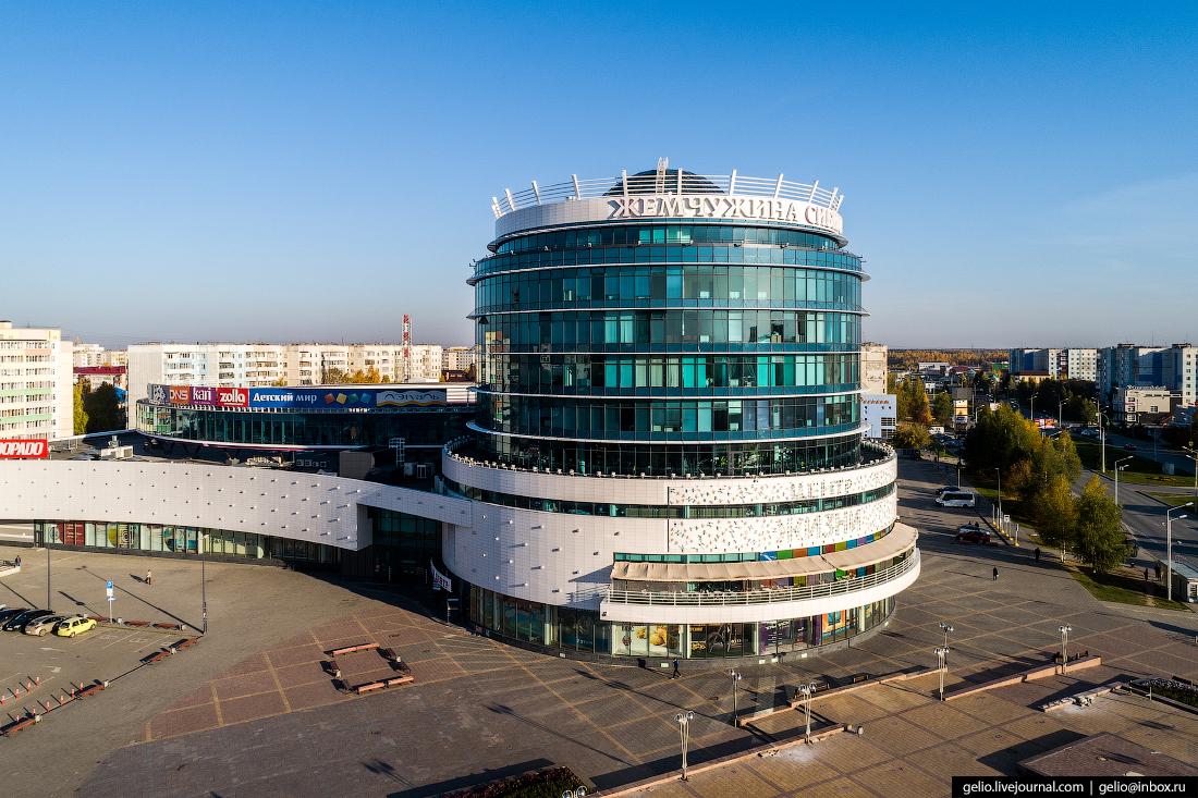 Фото Тобольск с высоты, Жемчужина Сибири