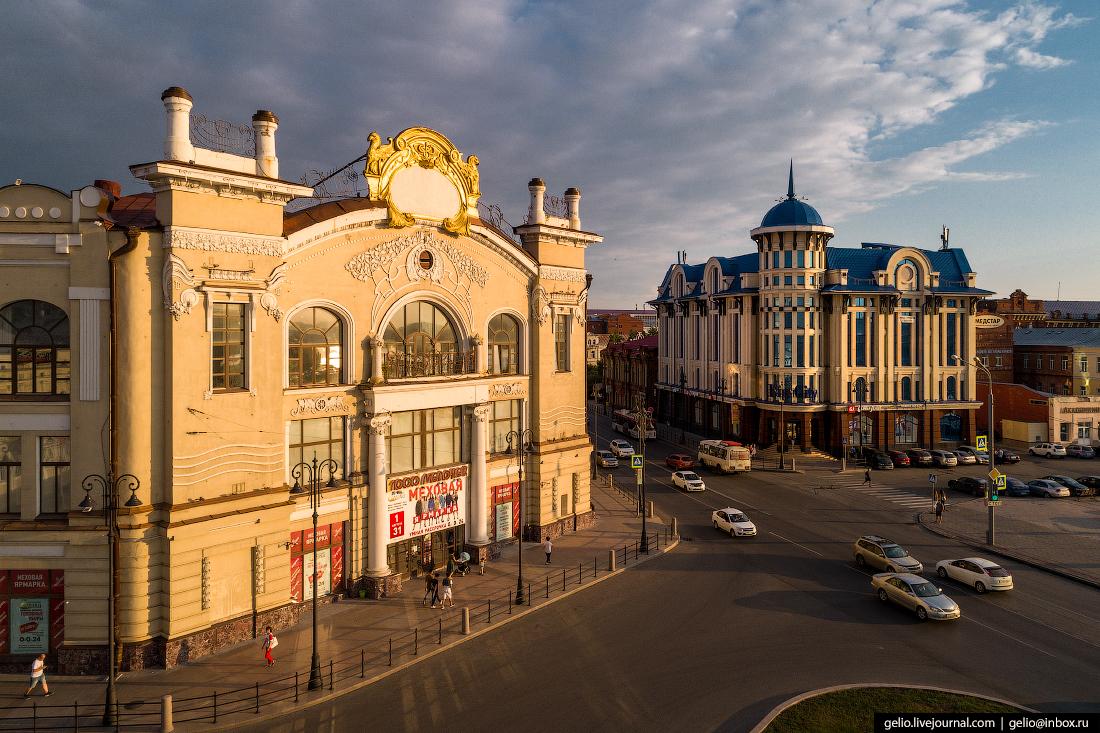 Томск с высоты 1000 мелочей