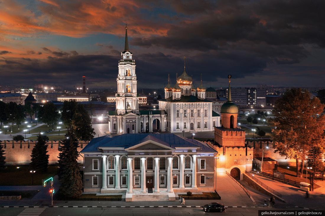 тула с высоты, Дом императора Александра II