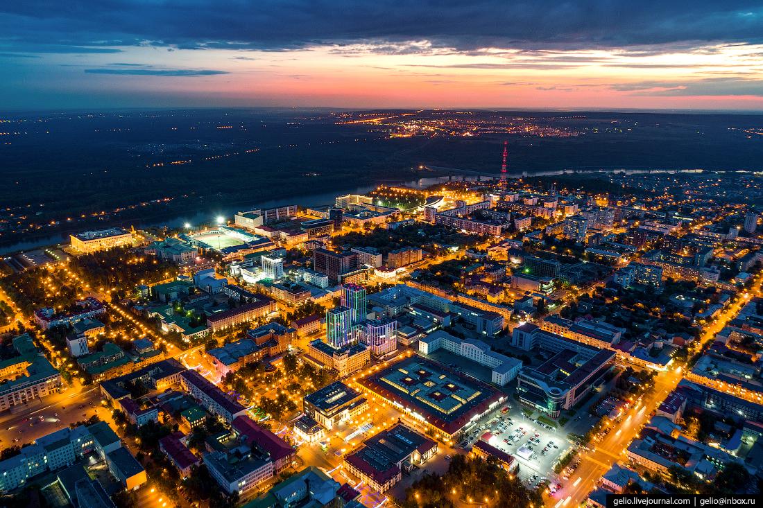 Центр города уфа фото