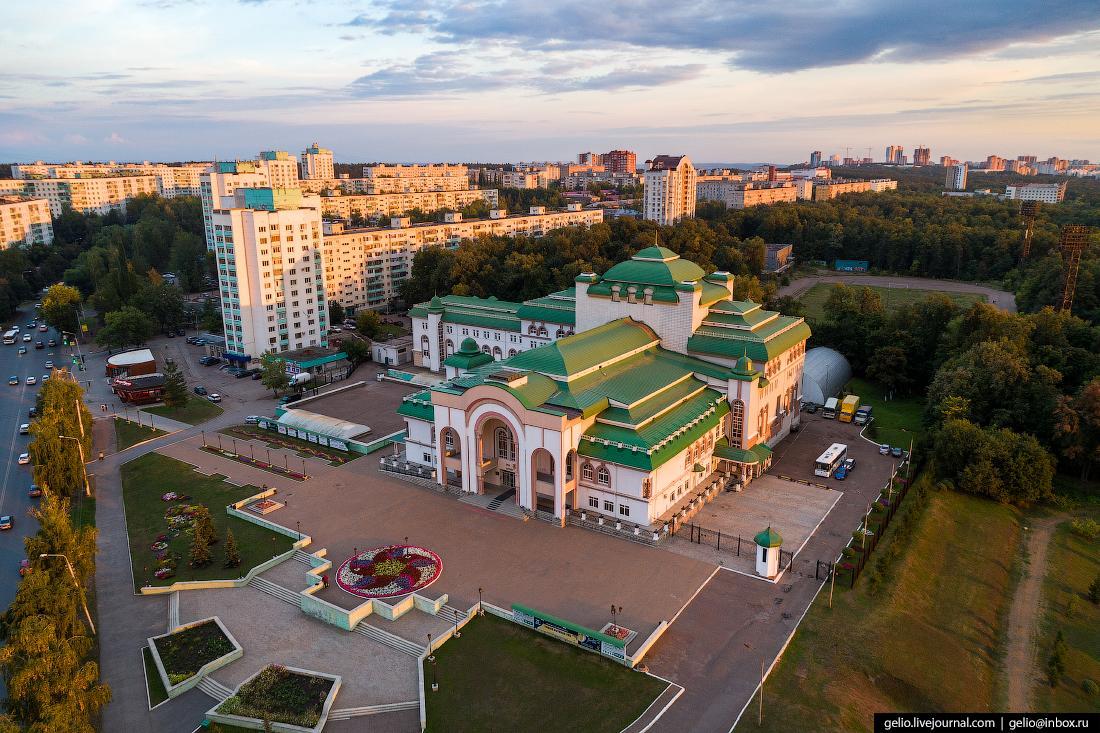 Уфа, Уфимский татарский театр нур