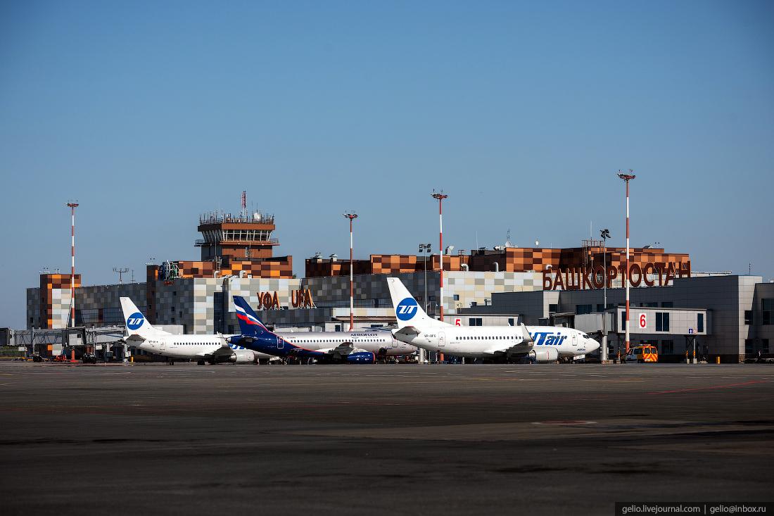 Аэропорт «Уфа» — воздушные ворота Башкирии