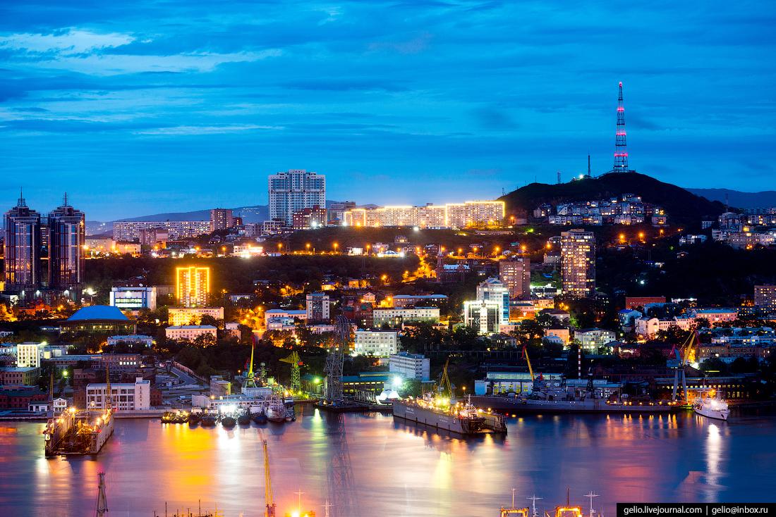 Владивосток в картинка