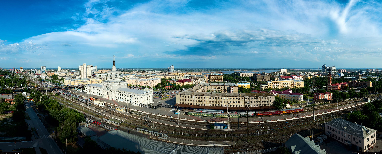 панорамное фото волгограда в хорошем качестве парк