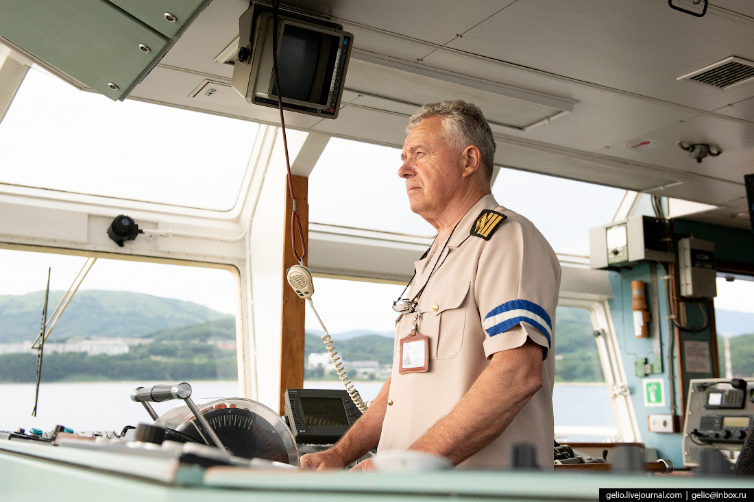 восточный порт, Капитан буксира, врангель, угольный терминал