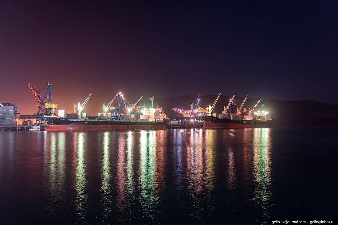 восточный порт, находка, врангель, угольный терминал