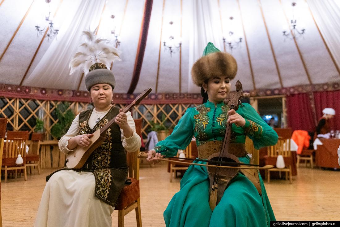 Зимний Кыргызстан Этно-комплекс Супара