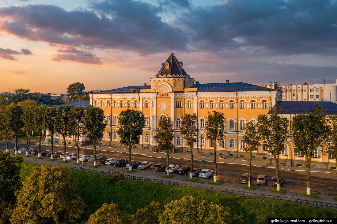 Ярославль Управление Северной железной дороги