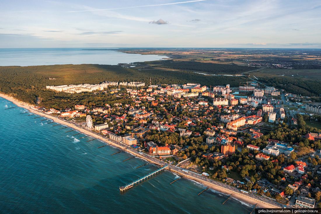 зеленоградск, курорт, балтийское море, пирс, променад, набережная