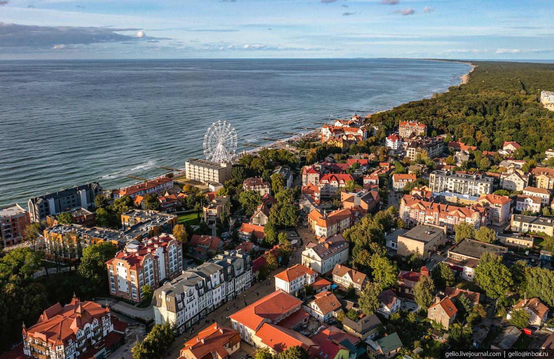 зеленоградск, курорт, балтийское море
