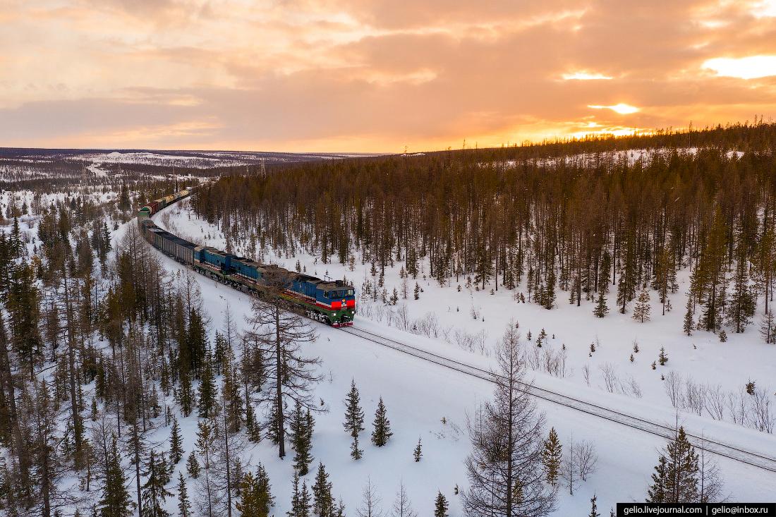 Железные дороги Якутии