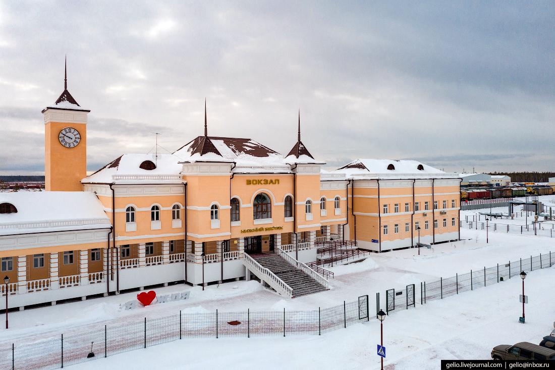 Железные дороги Якутии Нижний Бестях