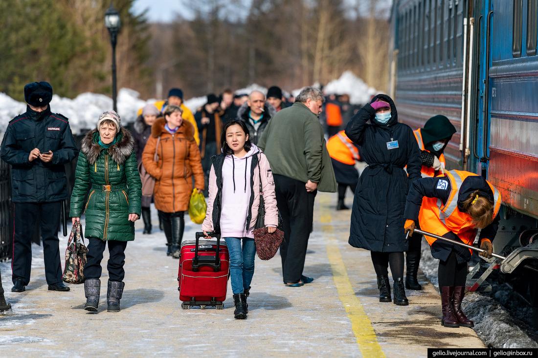 Железные дороги Якутии алдан